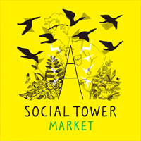 SOCIAL TOWER MARKETに出店します。