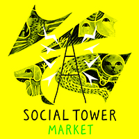 SOCIAL TOWER MARKET出店のお知らせ